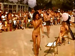 Miss Nude Contest 1970&039;s