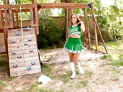 Katie Cummings The Sexy Cheerleader