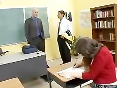 Sexy Teen Student Got Anal Fucked