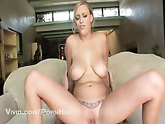 Alexia Working The Dick