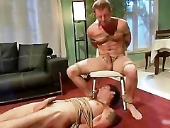 Hardcore gay guys in extreme gay BDSM part6