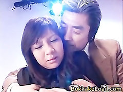 Christel Takizawa Hot Asian chick gets part2