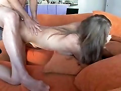 Big breasted Jana being fucked - Part 2