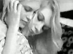 Blonde Delights In Ebony & White lesbian girl on girl lesbians