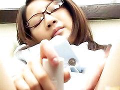 Rina Himekawa Asiatiske dukke og dildo part5