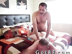 Bearded Daddy Fucks His Lover In The Ass 4 part5