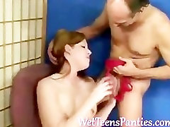 Teacher likes this girls panties