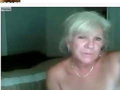 Mature Granny Webcam38