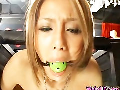 Cock hungry asian sluts sucking, fucking part5