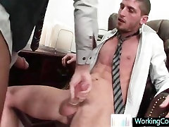 Shane does some serious gay dick sucking and fucking part6