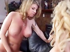 Three lesbian milfs having sex