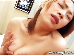 Amazing busty asian babe getting fucked part3