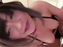 Hot asian babe Aika Hoshino gets load of cum into her tight pussy