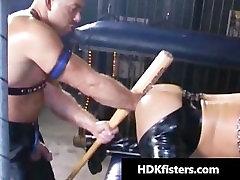 Deep gay ass fisting hardcore porn part3
