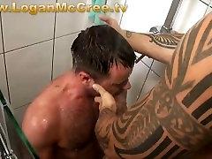 Benno and Logan Part 1 XXX Erotic Massage LoganMcCree.tv