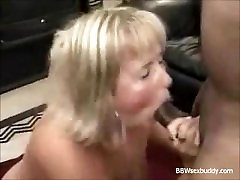 2 Black Dicks Banging a BBW Blonde