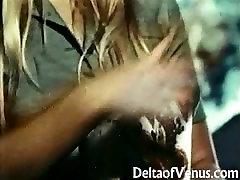 John Holmes & Girl Scouts - Retro Porn 1970s