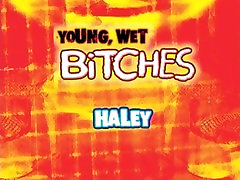 Young Wet Bitches - Scene 2