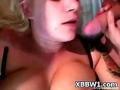 Hot Pegging In Spicy Hot BBW Snatch