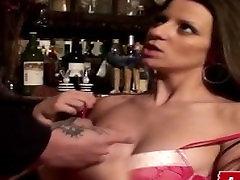 Cum on my German tits