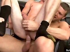sex boy cum large cock