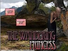 3D Comic: The Wandering Princess. Episodes 1-2