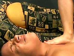 MILF lesbian trample part 2