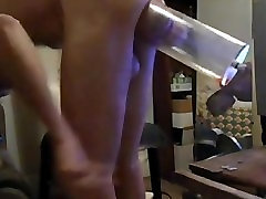 ANAL PUMPED