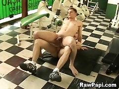 Extremely Hot Bareback Sex Of Gay Latinos