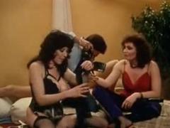 Young Ron Jeremy fucks in retro movie