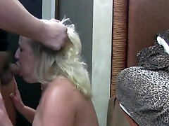 Real amateur milf gets fucked
