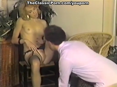 Dirty retro movie with hot sex fest