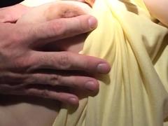 Big Breast Asian Hailo posing for Asiajuggs