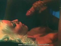 Classic Porn Blonde Fire