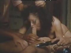 retro lingerie porn