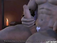 Anime porn 3D fantasy with demons 3