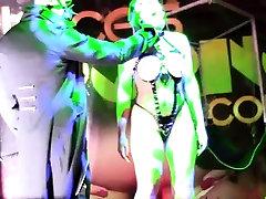 Show BDSm Soraya Wells y Amador Xtrem en SEB 2015