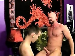 Cute twinks gay sexy boys xxx After Chris sucks his cock, Mi