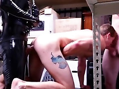 Filipino muscle hunk gay Dungeon tormentor with a gimp