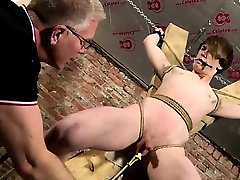 Naked masturbating gay man Another Sensitive Cock Drained