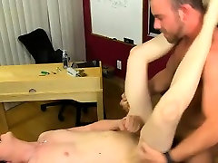 Gay twink bondage facial porn Once Parker has throated some