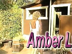 Amber Lynn in vintage porn site