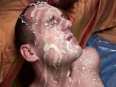 Gay Bareback Hardcore Fuck And Facial Cumshot