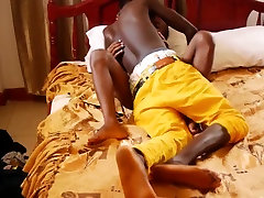 Gay african twink amateurs hungry for cock