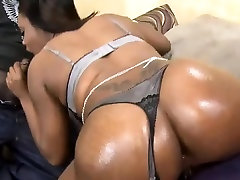 Chocolate Mami Gets Creampied