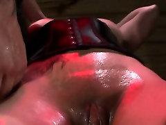 Slave gets bdsm toyed