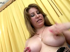Sexy mature mother needs a good fuck