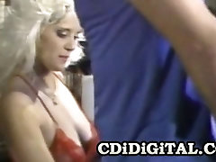 Tiffany Blake - Retro Babe Blowjob Service