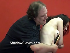 Female slave Beauvoirs rough sexual punishment and hardcore