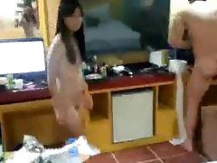 Asian homemade group sex FFMM